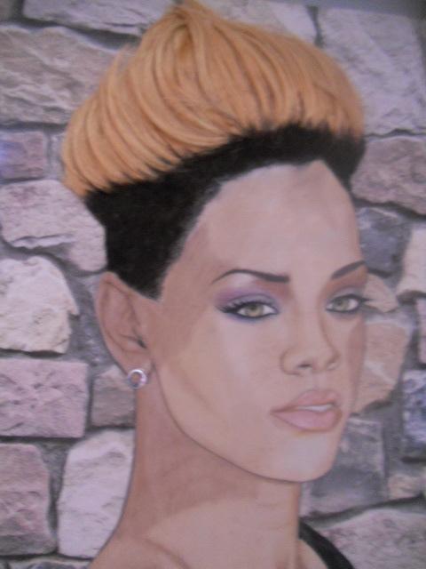 Rihanna por nadia29